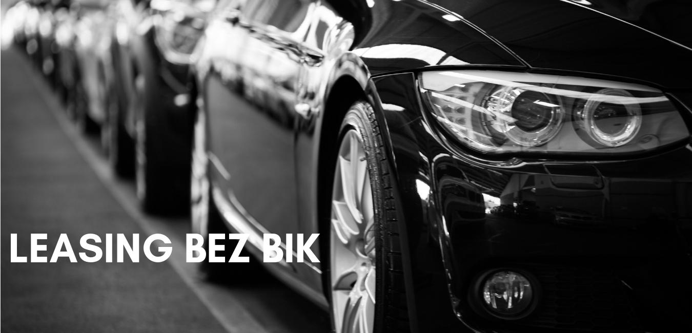 Leasing bez BIK